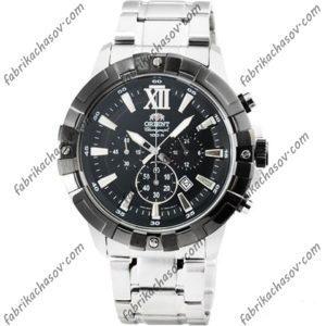 Часы Orient Chronograph FTW03001B0