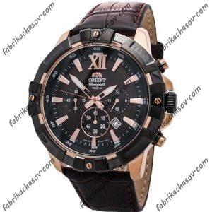 Часы Orient Chronograph FTW03003T0