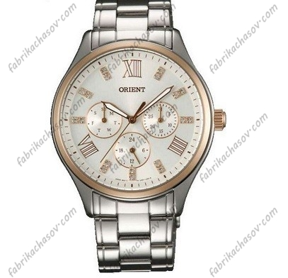 Часы ORIENT DRESSY  FUX01004W0