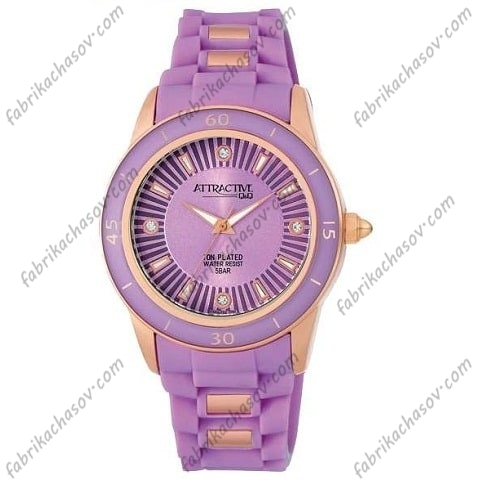 Женские часы Q&Q ATTRACTIVE DA43J102Y