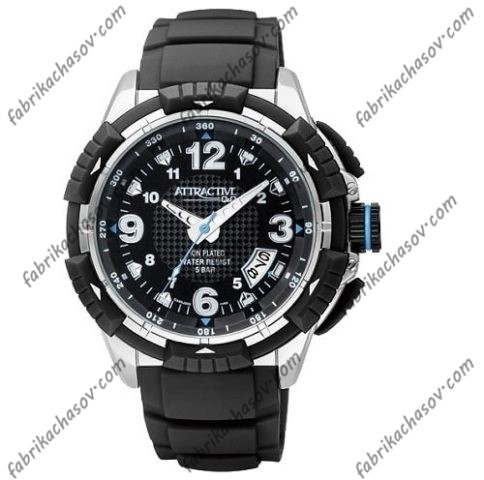 Мужские часы Q&Q ATTRACTIVE DA60J305Y