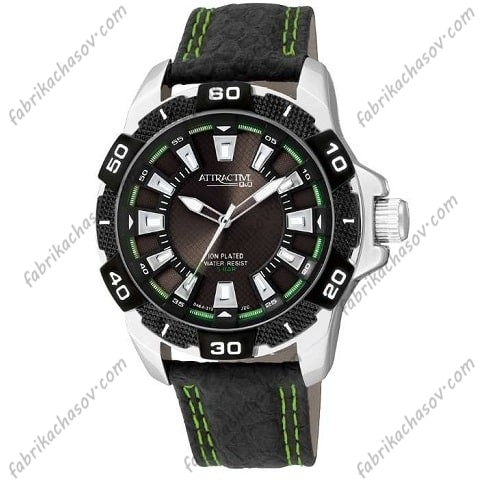 Мужские часы Q&Q ATTRACTIVE DA64J512Y