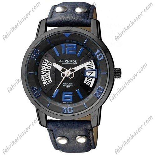 Мужские часы Q&Q ATTRACTIVE DA68J515Y