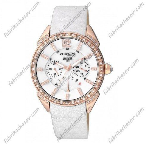 Женские часы Q&Q ATTRACTIVE DA77J101Y