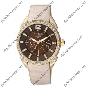 Женские часы Q&Q ATTRACTIVE DA77J112Y