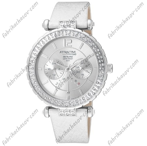 Женские часы Q&Q ATTRACTIVE DA79J301Y