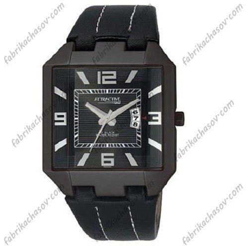 Мужские часы Q&Q ATTRACTIVE DB06J505Y
