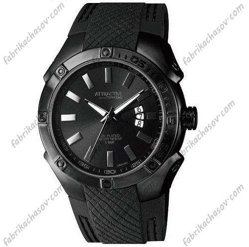 Мужские часы Q&Q ATTRACTIVE DB24J522Y