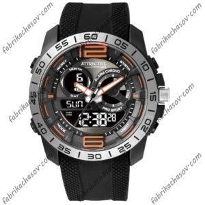 Мужские часы Q&Q ATTRACTIVE DE11J302Y