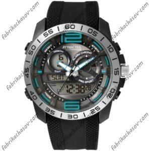 Мужские часы Q&Q ATTRACTIVE DE11J311Y
