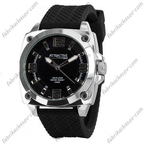 Мужские часы Q&Q ATTRACTIVE DF06J305Y