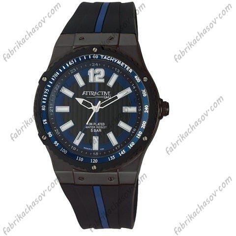 Мужские часы Q&Q ATTRACTIVE DA02J512Y