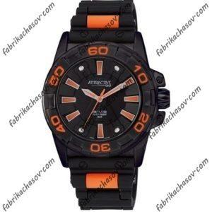 Мужские часы Q&Q ATTRACTIVE DA32J502Y