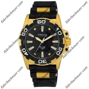 Мужские часы Q&Q ATTRACTIVE DA32J522Y