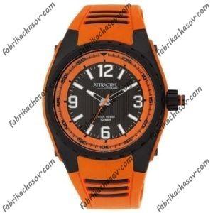 Мужские часы Q&Q ATTRACTIVE DA48J001Y