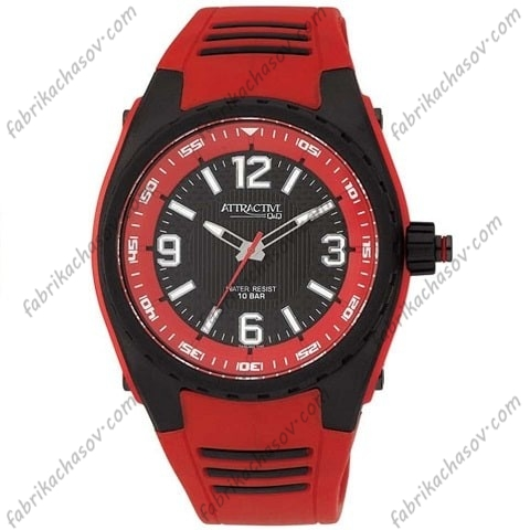 Мужские часы Q&Q ATTRACTIVE DA48J004Y