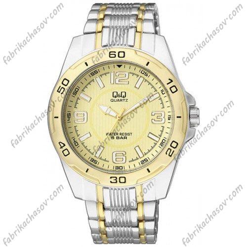 Мужские часы Q&Q F496-403