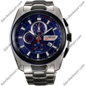 Часы Orient Chronograph STZ00001D0