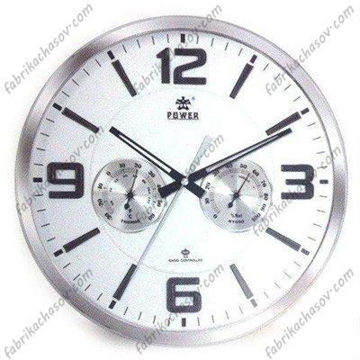 Настенные часы POWER 0913WLKS