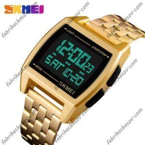 Часы Skmei 1368 gold