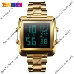 Часы Skmei 1369 gold