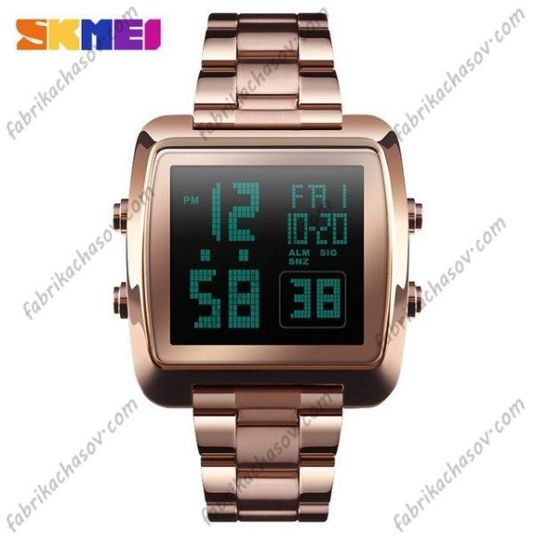 Часы Skmei 1369 rose gold