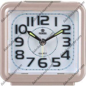 Настольные часы POWER 3290WKS