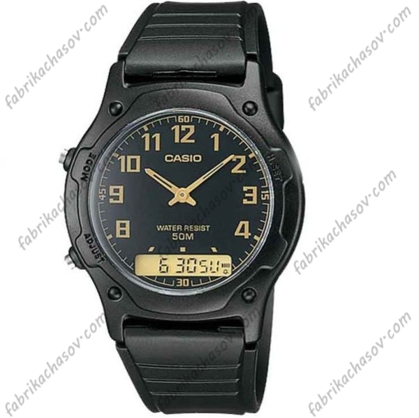Часы Casio AW-49H-1BVDF