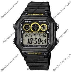 Часы Casio ILLUMINATOR AE-1300WH-1AVDF