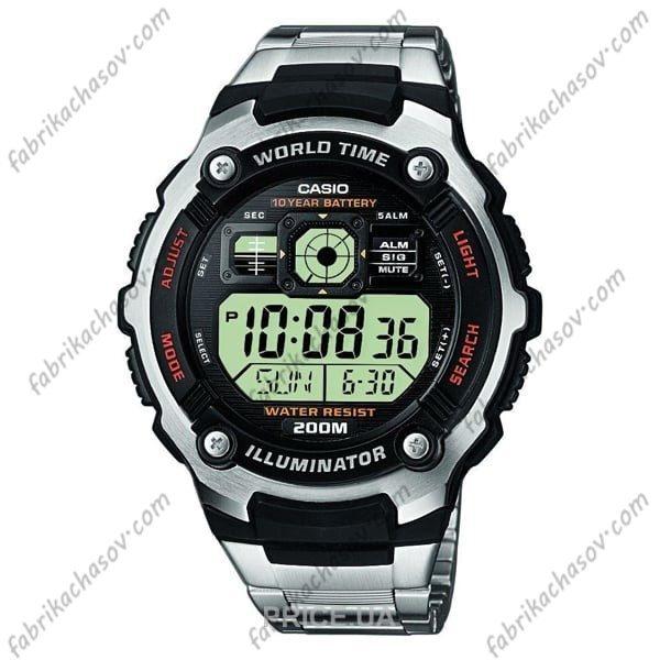 Часы Casio ILLUMINATOR AE-AE-2000WD-1AVEF
