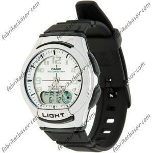 Часы Casio ILLUMINATOR AQ-180W-7BVE