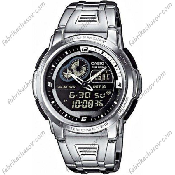 Часы Casio ILLUMINATOR AQF-102WD-1BVEF