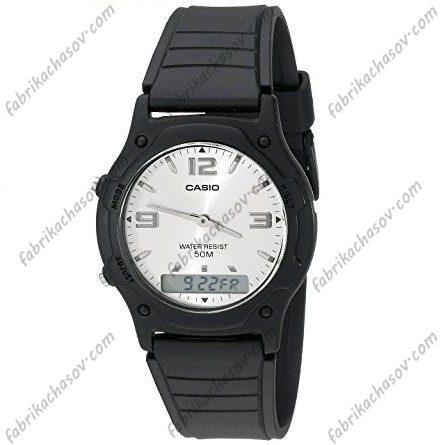 Часы Casio AW-49HE-7AVD