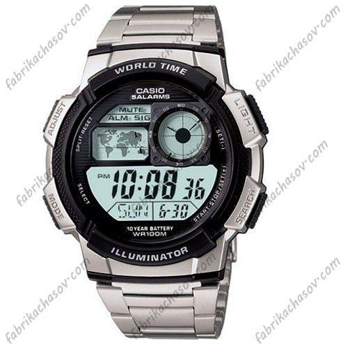 Часы Casio ILLUMINATOR 1000WD-1AV