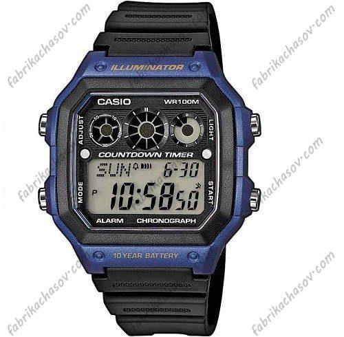 Часы Casio ILLUMINATOR AE-1300WH-2AVDF