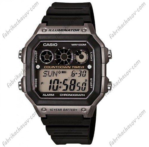 Часы Casio ILLUMINATOR AE-1300WH-8AVDF
