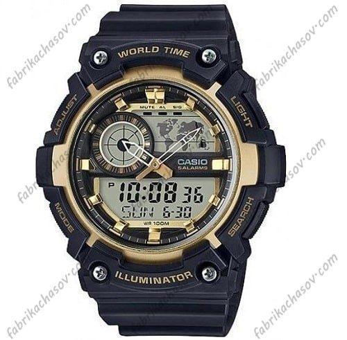Часы Casio ILLUMINATOR AEQ-200W-9AVEF