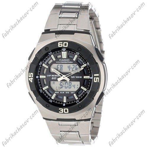 Часы Casio ILLUMINATOR AQ-164WD-1AVDF