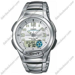 Часы Casio ILLUMINATOR AQ-180WD-7BVEF
