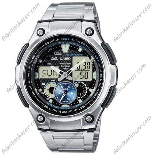 Часы Casio ILLUMINATOR AQ-190WD-1AVEF