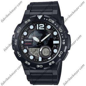 Часы Casio AEQ-100W-1AVEF