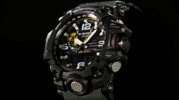 Часы Casio G-Shock GWG-1000-1ER