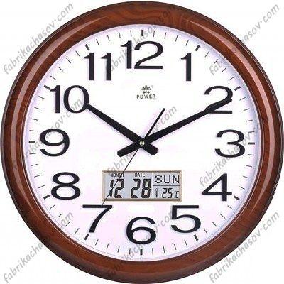 Настенные часы POWER  0546JLKS