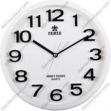 Настенные часы POWER PW916WKS