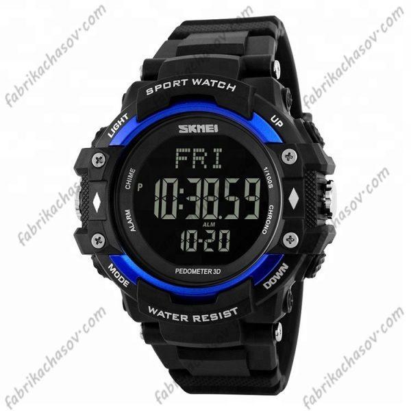 Часы Skmei 1180 синие спортивные