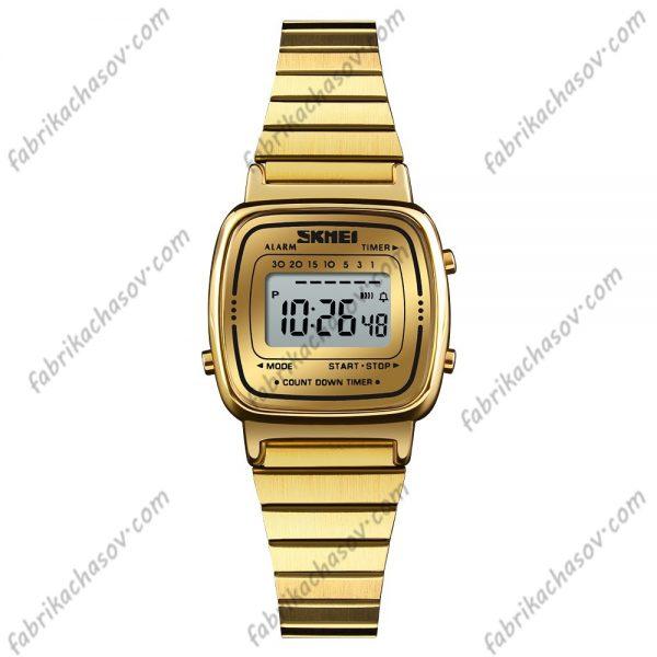 Часы Skmei 1252 золотые