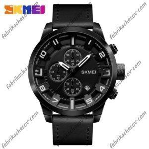 Часы Skmei 1309 черные спортивные