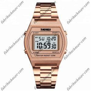 Часы Skmei 1328 бронзовые