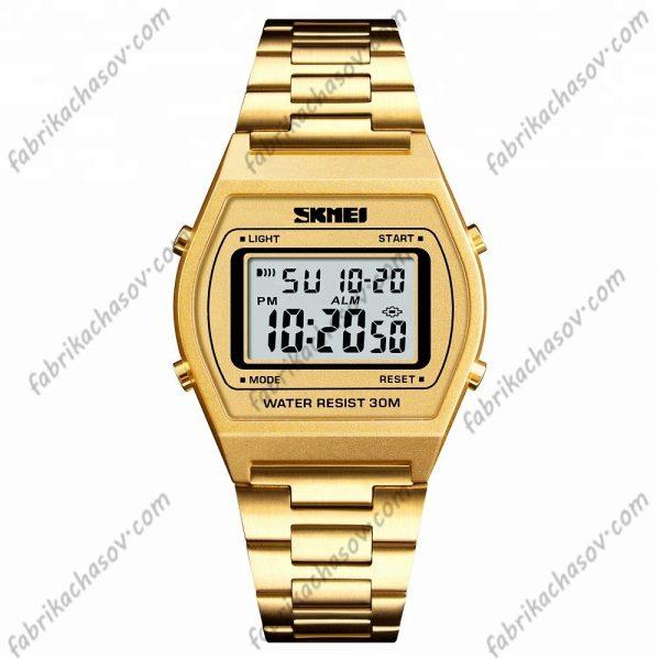 Часы Skmei 1328 золотые
