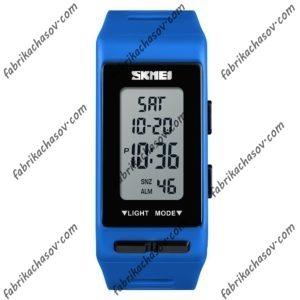 Часы Skmei 1362 синие спортивные